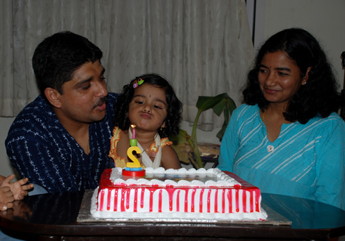 birthday party photo in Chennai and Pune
