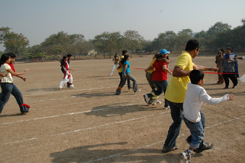 Sports Day for Kids