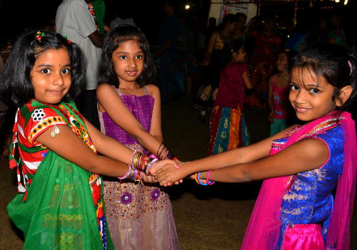 Dandiya kids dance